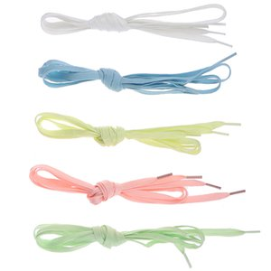 2pcs Pair Glow Luminous Shoelaces Funny Sport Gift Running Fluorescent Gift Toys