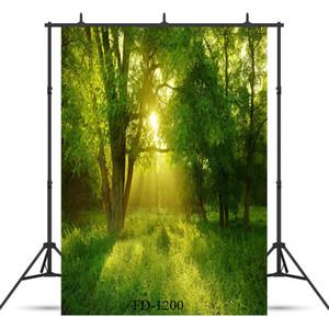 어린이 키즈 베이비 샤워 햇빛 숲 비닐 photography 배경은 새로운 배경으로 photophone 탄생