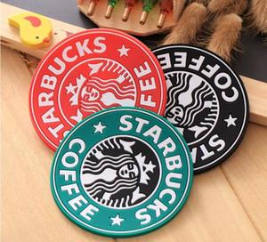 2019 için yeni Silikon Bardak Fincan termo Yastık Tutucu Starbucks deniz-hizmetçi kahve Bardak Fincan Mat ücretsiz gemi