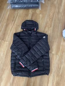 Ceket Parkas paltoları Özel fiyat En kaliteli New Men Casual Aşağı Ceket Aşağı Palto Erkekler Açık Sıcak Tüy Man Kış Coat