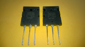 Бесплатная доставка 2SA1943 2SC5200 A1943 C5200 TO3P новый и оригинальный 5 пара=10 шт. / лот