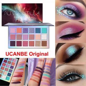 Brand Makeup Eyeshadow Palette UCANBE 18 Color Eye Shadow Mercury Retrograde Palette Ultra Shimmer NUDE Matte Eyeshadow Beauty Cosmetic