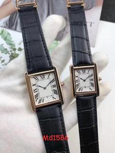 cadran de gros femmes cadran luxe hommes 35MM 27MM cuir véritable strape Affaires imperméable Casual Hommes Montres-bracelets 6 de style