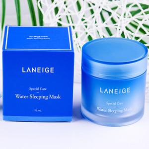 Laneige Water Sleeping Mask 70 ml Corea marca hidratante durante la noche máscara de cuidado de la piel envío gratis A002
