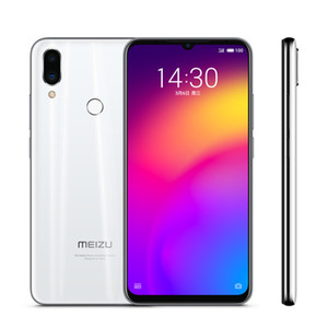 "Original Meizu Note 9 4G LTE Cell Phone 6GB RAM 64GB ROM Snapdragon 675 Octa Core Android 6.2"" Full Screen 48MP Fingerprint ID Mobile Phone"