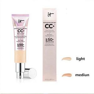 Frauen Natürliche Creme Foundation Primer Erhellen Gesicht Haut Make-Up Foundation Flüssige Basis Abdeckung Isolation Concealer Sonnencreme RRA1136