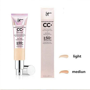 Base de maquillaje de base natural para las mujeres Base de maquillaje base para aclarar la piel Base de base líquida Aislante Corrector Crema protectora solar RRA1136