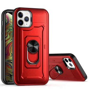 For MOTO G Stylus G8 Plus Play E6 Plus Fast Shipping Kickstand Phone Case Shockprooof Armor Protective Shell Combo Case