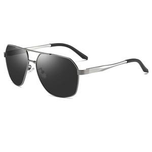 최고 품질의 대형 금속 프레임 남성용 스포츠 야간 시계 안경 선글라스 남성용 및 여성용 노란색 고글 실행중인 HD 안경을 운전