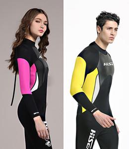 Parejas de 3 mm de largo envueltos de buceo Wear Pantalones Surf ropa caliente al aire libre de protección solar ropa flotantes Snorts