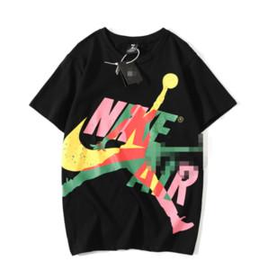 Hotsale Air Marke Tees Nk Sport Designer-T-Shirt Marke T-Shirts für Männer Frauen-T-Shirt beiläufige Blusen Hiphop Jumpers Street Shirts 20042304L