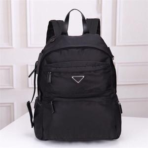 남여 블랙 디자이너 노트북 가방 패션 백팩 나일론 방수 어깨에 매는 가방 핸드백 메신저 가방 럭셔리 낙하산 직물