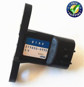 Paquete de 1 sensores originales Japón Map Map 079800-4990 Sensores de presión absoluta de colector para automóviles Suzuki