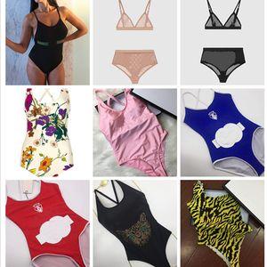 GU SWIMSUIT اسلوب جديد سيدة قطعة واحدة ملابس السباحة للنساء بالاضافة الى حجم ملابس السباحة ريترو خمر الاستحمام الدعاوى ملابس السباحة ز إلكتروني مطبوعة السباحة ملابس S-XL