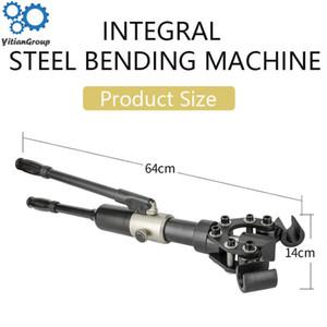 수동 유압 스틸 벤딩 머신 전기 손으로 쥐기 철근 라운드 강철 손으로 쥐기 후프 작은 벤딩 머신을 굽힘