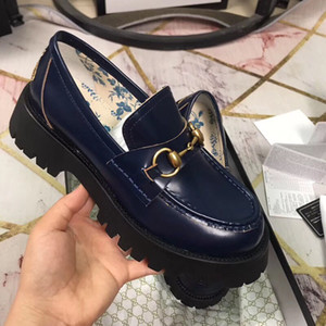 Hot Sale- women's loafers, luxury velvet casual shoes, fashionable muffin loafers with thick soles, super popular designer Loafers