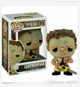 China Funko POP Movies The Texas Chainsaw Massacre Leatherface # 11 POP toy Brand New