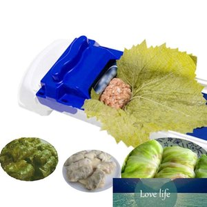 Creative Grape Cabbage Leaf Basil Leaves Rolling Tools Machine For Sushi Maker Kitchen Bar Tools