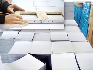 승화 전송 열을 눌러 인쇄 공예 180x220x3mm에 대한 DHL 무료 공장 빈 승화 마우스 패드 sqare의