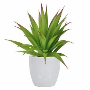 Nuovo artificiale succulente fai da te unpotted falso pianta in vaso piante decor pianta fioriere artificiali per la decorazione domestica falso succulents c19041302