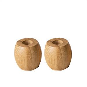 Nel supporto spazzolino stock naturali di bambù denti di legno colore del pennello stand titolari Bagno accessori durevole 1 95cd E1