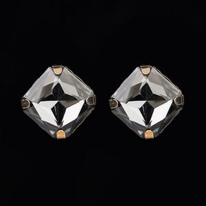 Küçük Emtia Renk Kulak Tırnak Serisi Titanyum Çelik Seti Kristal Pençe Kulak Nail Die