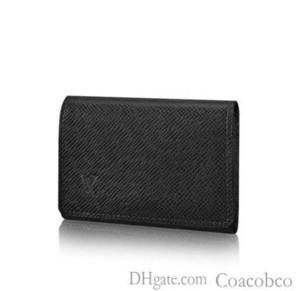 2019 ENVELOPPE CARTE DE VISITE M64595 الرجال حزام حقائب EXOTIC حقائب جلدية حقائب مبدع براثن المحفظة محفظة WALLETS