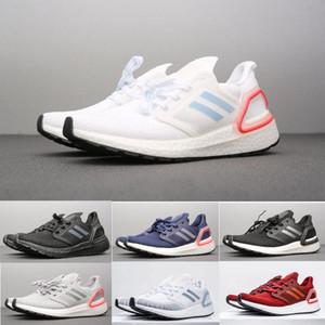 남성 여성 운동화 size5-11 2020 핫 판매 UltraBoost 20 6.0 컨소시엄 UB6.0 트레이너 스포츠 실행 신발