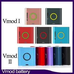 100% Original VAPMOD Vmod 1 2 batterie 900mAh avec Vmod Vmod batterie 1.2ml Xtank plus atomiseur cartouche céramique bobine vape 0266315