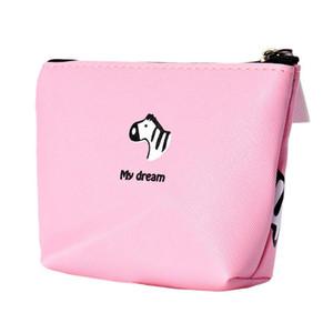 Designer-Maison Fabre Coin Purse delle donne portafoglio portafoglio della ragazza impermeabile Zipper Caso matita portatile sveglio makeup Borsa O0219 # 25