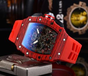 В 2020 году, последняя работа ретро серии кварцевые волоконные часы циферблат мужские и женские часы для отдыха мода спортивные часы