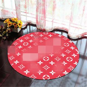 Luxo padrão clássico Letter Home Design Cama Quarto Tapete New arrrivals Sem-derrapante pé Mats alta qualidade Hot Style Mats