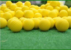 New Golf PU Ball Sponge Ball Polyurethane Balls Foam Ball Indoor Rapctice PracticeBall Toy-Ball Various colours