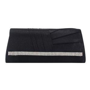 Chain Phone Bag Party Prom Bridal Evening Envelope Clutch Bag Bolsas Feminina Mujer Shoulder Solid Color #LR5
