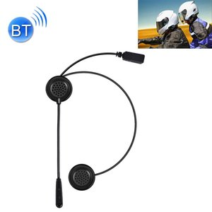 EJEAS E1 Outdoor Riding Motorcycle Helmet 2 Riders Stereo Bluetooth V4.1 Headsets, Support Receive Calling & Listen Music & Noise Reduction