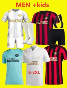 Boyut S-3XL 2020 2021 MLS Mükamele Atlanta United FC futbol forması 19 20 BARCO GARZA JONES VILLALBA MCCANN MARTINEZ Almirón formalarını