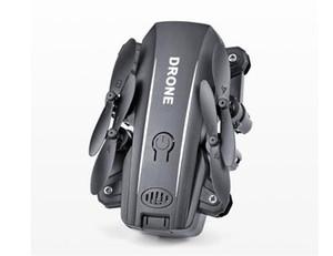 Dobrável WIFI 200W Câmera RC Drone Quadrotor Set Altura hodling retorno automático Trajetória Fly APP controle da gravidade Sense M9