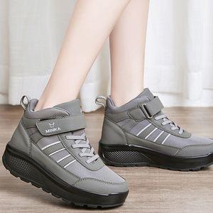 2019 Обувь зима теплая Платформа Женщина Snow Boots Женские повседневные кроссовки Утолщение Женский Snowboots Теплые ботинки # 3