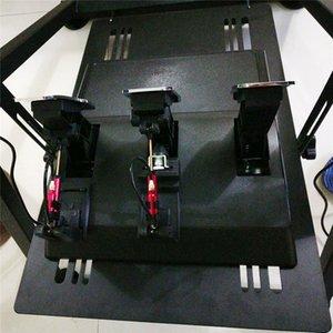 1 jeu d'accélérateur de frein Pédale d'embrayage pour Damping Thrustmaster T3PA / T3PA PRO Gaming Racing modification hydraulique Damping Kit spécial