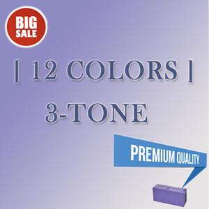 팔년 경험 / 스티커 / 12colors / 클래식 콘택트 렌즈 상자 신선한 박스 / 명확한 그림을 제공 할 수 / DHL 무료 배송