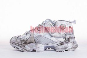 الأزياء التعديل مضخة 3M وهذا انعكاس الاحذية الأحذية القذرة وراثيا ثلاثية أسود أبيض تنفس الرياضية مدرب sneakers39-45
