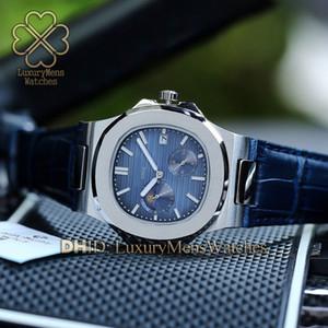 6 estilos CNC arriba movimiento automático Nautilus deportes para hombre multifuncional de lujo reloj 5712 1A 1A 5712R 5711 316L cáscara de acero montres de lujo