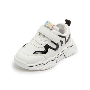 bebê Primavera e Outono nova moda ultra-leves sapatos desportivos meninos das crianças correndo sapatos meninas da criança Idade 1 ~ 6 anos
