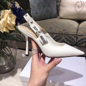 sandaletler deri Baotou düz ayakkabı karışımı sonra yazmak yay ucu alçak topuklu ayakkabılarla Kurdele ile Liu Yifei ..