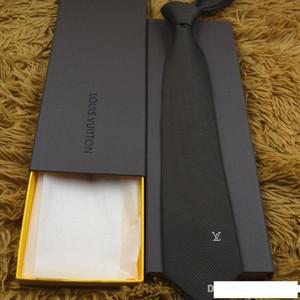 scatola di seta casuale del progettista degli otto centimetri epoca plaid cravatta design di lusso regalo di marca legame degli uomini cravatta di alta qualità 002