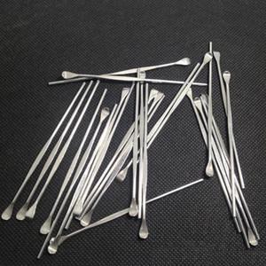 balmumu atomizör kuru ot buharlaştırıcı kalem Küçük F Wax gör dabber aracı paslanmaz çelik kurulamak aracı balmumu aracı