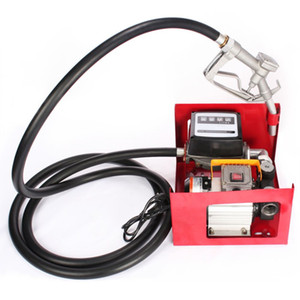 Power Self Priming Electric Oil Pump Transfer Bio Fuel Oil Diesel 60 L Min self priming 550 w
