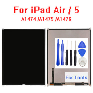10pcs lot Original For iPad Air 5 5th LCD Display Screen Replacement A1474 A1475 A1476 With Tools