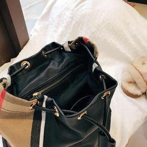 Designer-Rucksäcke Babery Tasche aus weichem Leder Litschi Muster Designer-Taschen hochwertiger Ledergeldbeutel Rucksack Reisetaschen