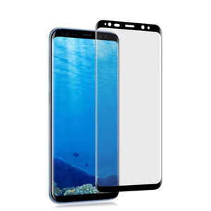 3D PET Ekran Koruyucu Samsung Galaxy S8 Artı 0.1mm Ultra-ince Isı Bükme Membran